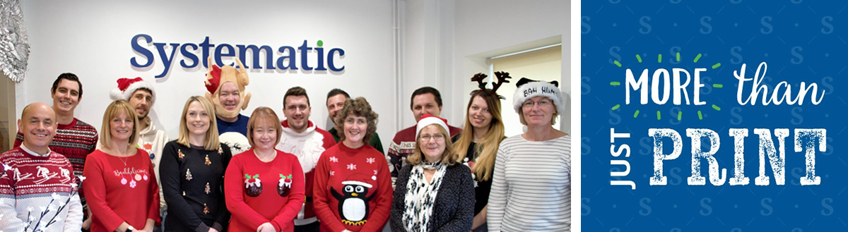 The team at Systematic Print