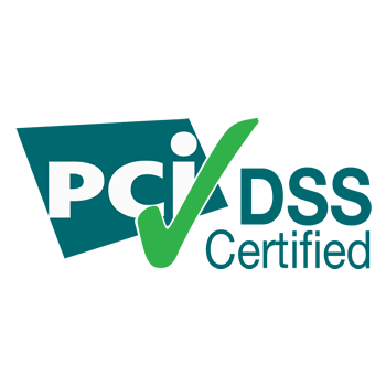 PCI DSS Level 1 Certified